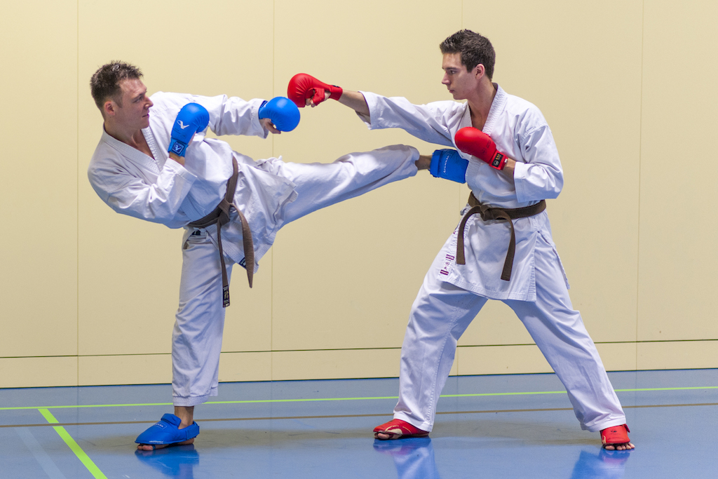 Kumite - Partnertraining